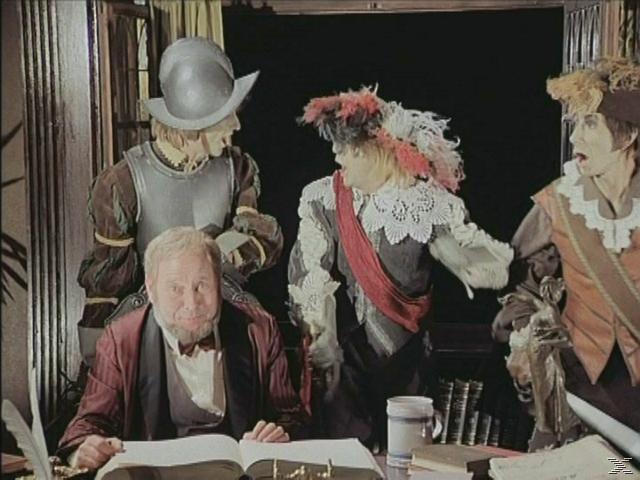 Spuk von Draussen [DVD]