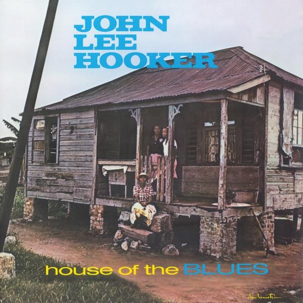 HOUSE OF THE BLUES (LP)