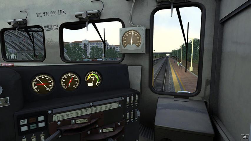 Trainsimulator 2018 - PC