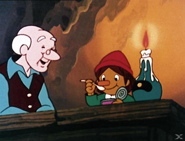 Pinocchio - DVD 1 (Folgen 1-6) - (DVD)