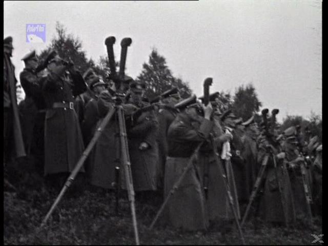 UNTERNEHMEN BARBAROSSA - DER KRIEG IM OSTEN [DVD]