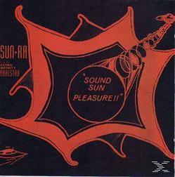 SOUND SUN PLEASURE (LP)