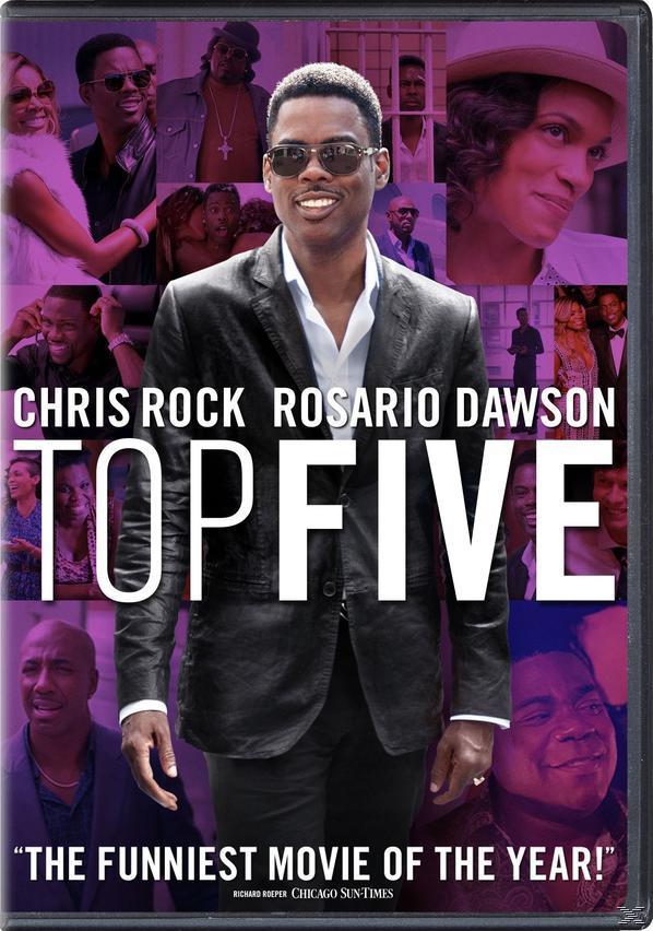 TOP FIVE [BLU RAY]
