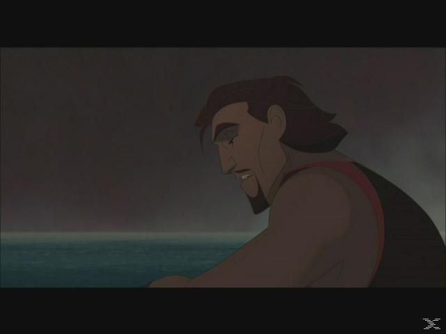 Sinbad - Der Herr der sieben Meere - Neuauflage - (DVD)