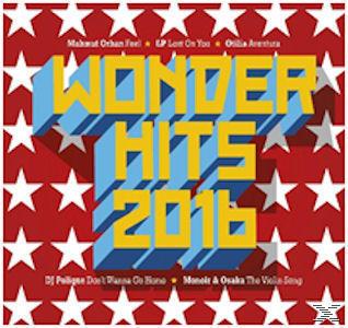 WONDER HITS 2016