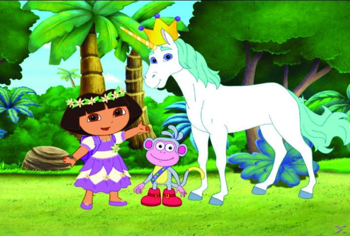 Dora: Doras Abenteuer im Zauberwald [DVD]
