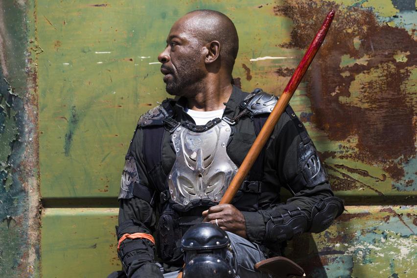 The Walking Dead Staffel 8 Drama Blu-ray