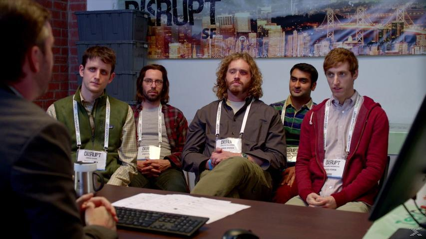 Silicon Valley - Die komplette 1. Staffel - (DVD)