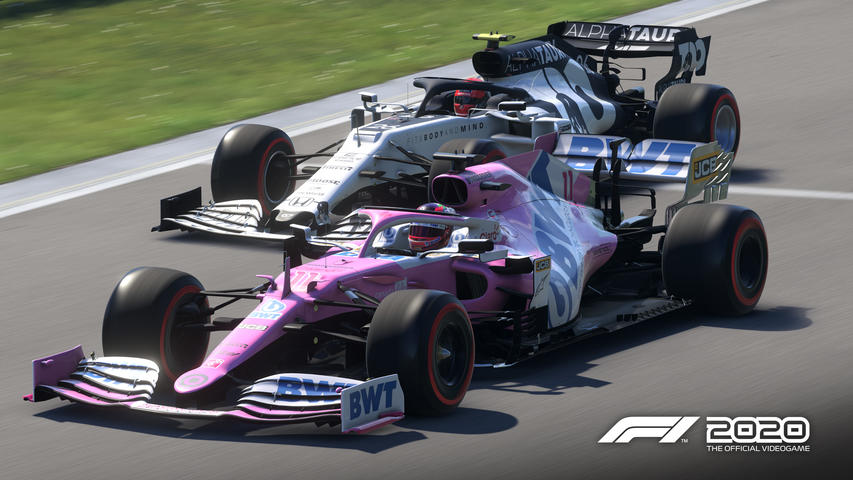 F1 2020 70 Jahre F1 Edition für PlayStation 4