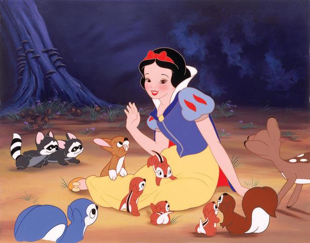 Schneewittchen und die sieben Zwerge (Disney Classics) - (DVD)
