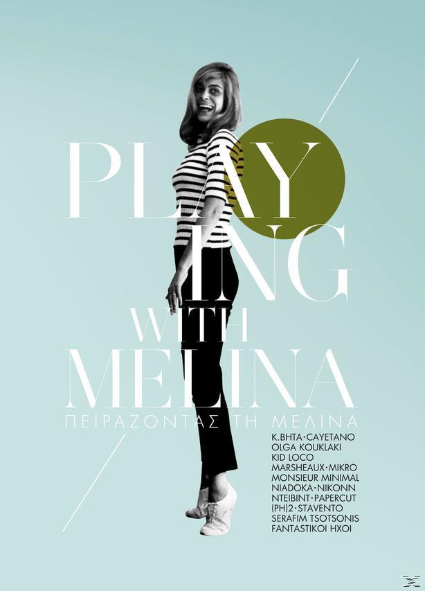 PLAYING WITH MELINA (LTD BOX)