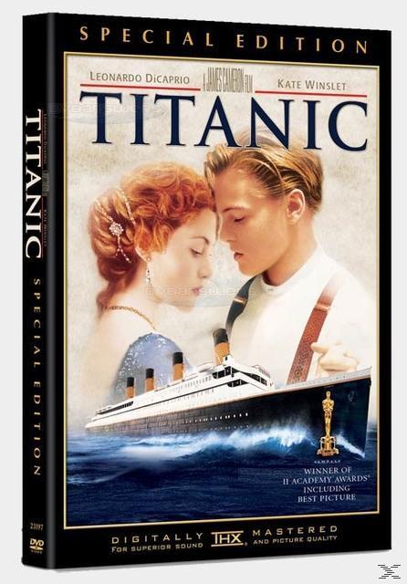 Τιτανικός - 2 Disc DVD