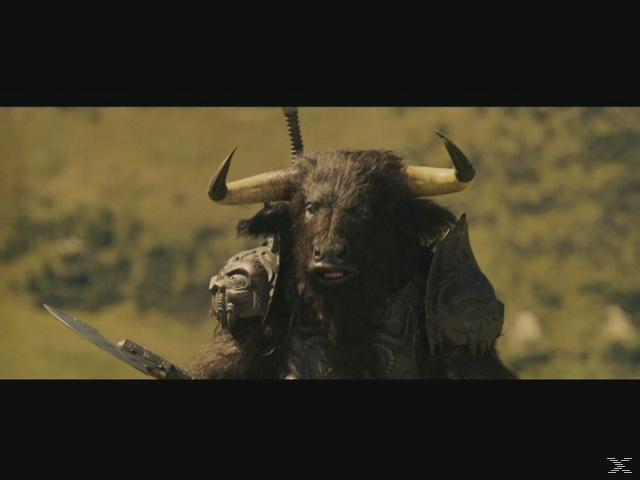 Die Chroniken von Narnia - Der König von Narnia [Blu-ray]