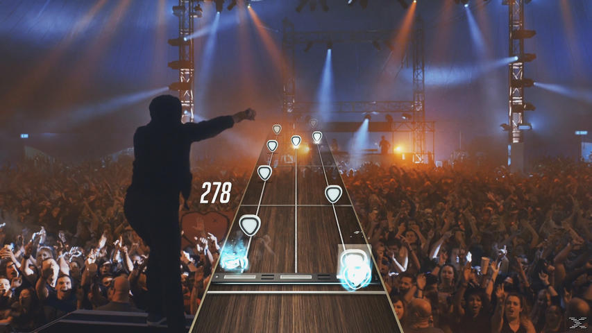 Guitar Hero Live (Software Pyramide) - PlayStation 3