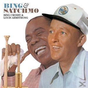 BING & SATCHMO (LP)