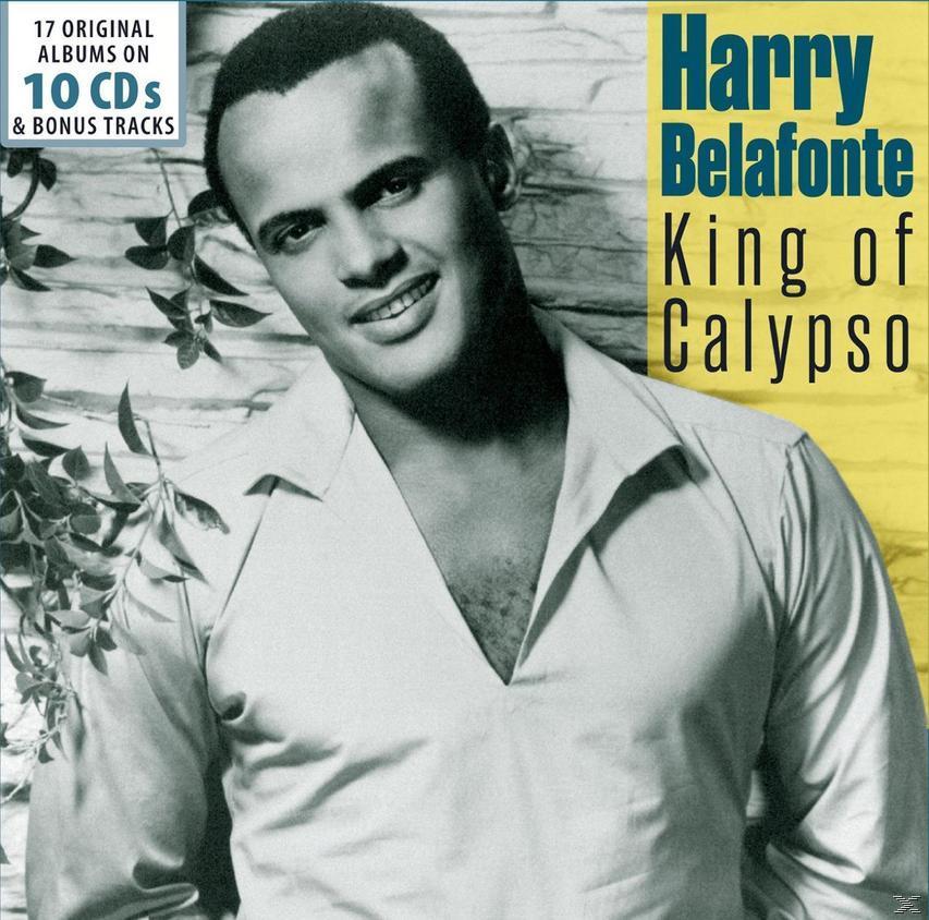 KING OF CALYPSO - 17 ORIGINAL  ALBUMS &
