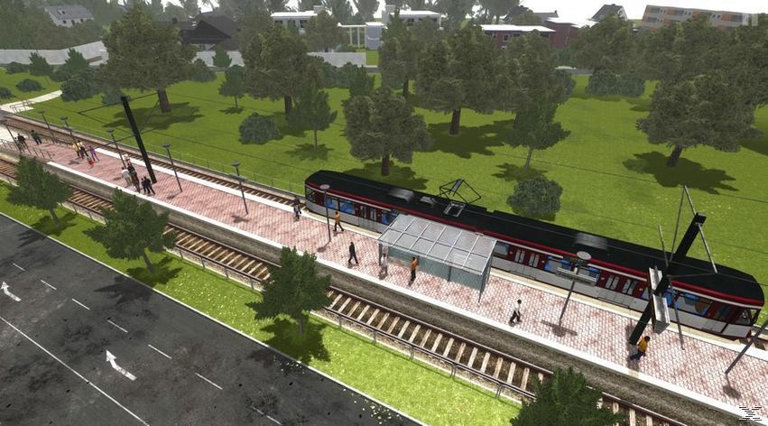 Stadtbahn-Simulator: Düsseldorf - PC