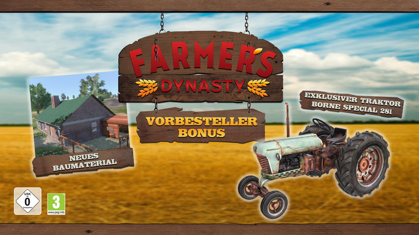 Farmers Dynasty für Xbox One