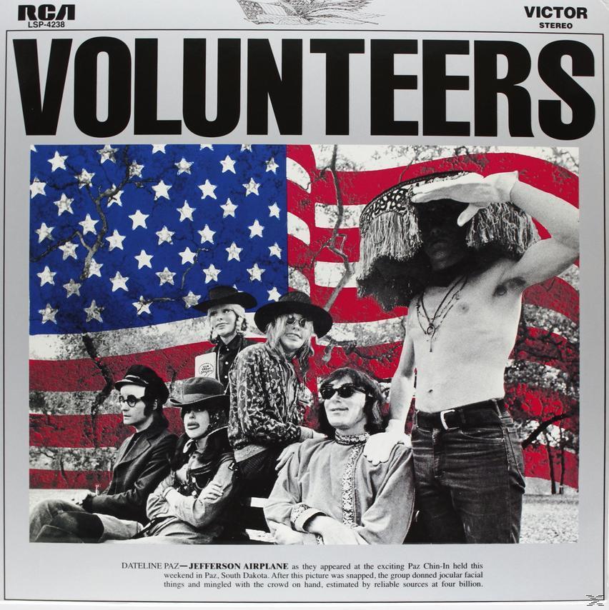 VOLUNTEERS (LP)
