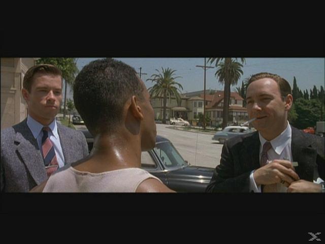 L.A.CONFIDENTIAL - (Blu-ray)