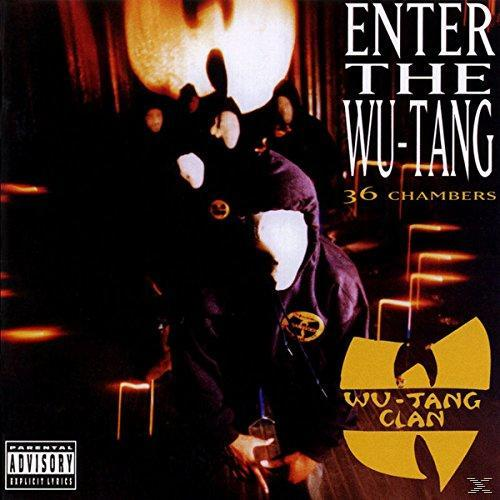ENTER THE WU-TANG (LP)