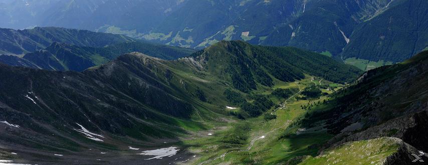 Die Luftwanderer - Lautlos über die Alpen / Lautlos über dunkle Wälder - (Blu-ray)