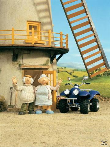 Kleiner roter Traktor - Die schönsten Tierfolgen - (DVD)