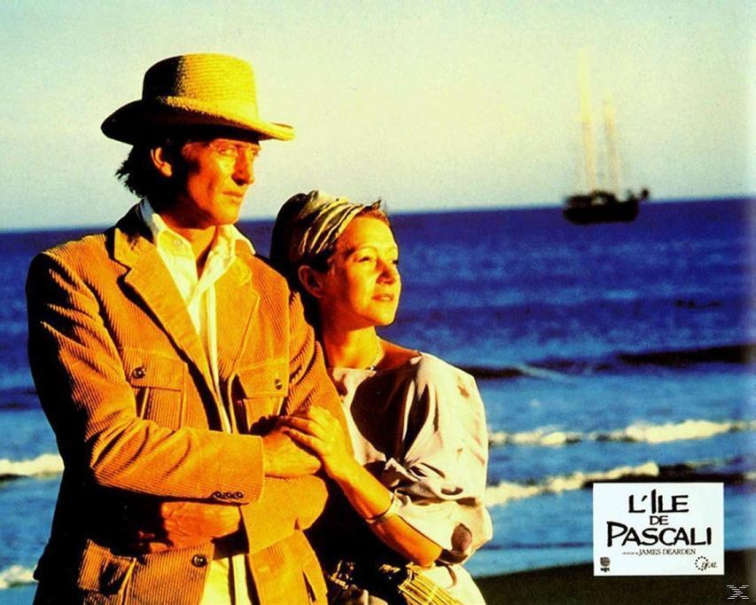 Die Vergessene Insel - (DVD)