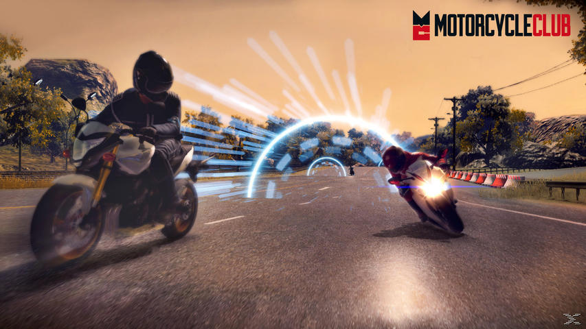 Motorcycle Club - Xbox 360