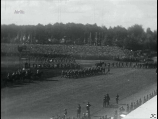 Die Hitler-Show - Die Reichsparteitage der NSDAP - (DVD)