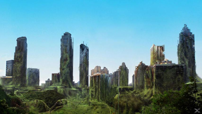 Zukunft ohne Menschen - Was kommt nach uns? - Staffel 2 - (Blu-ray)