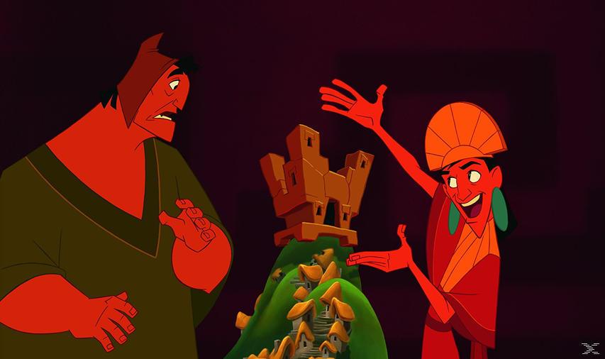 Ein Königreich für ein Lama (Disney Classics) - (Blu-ray)