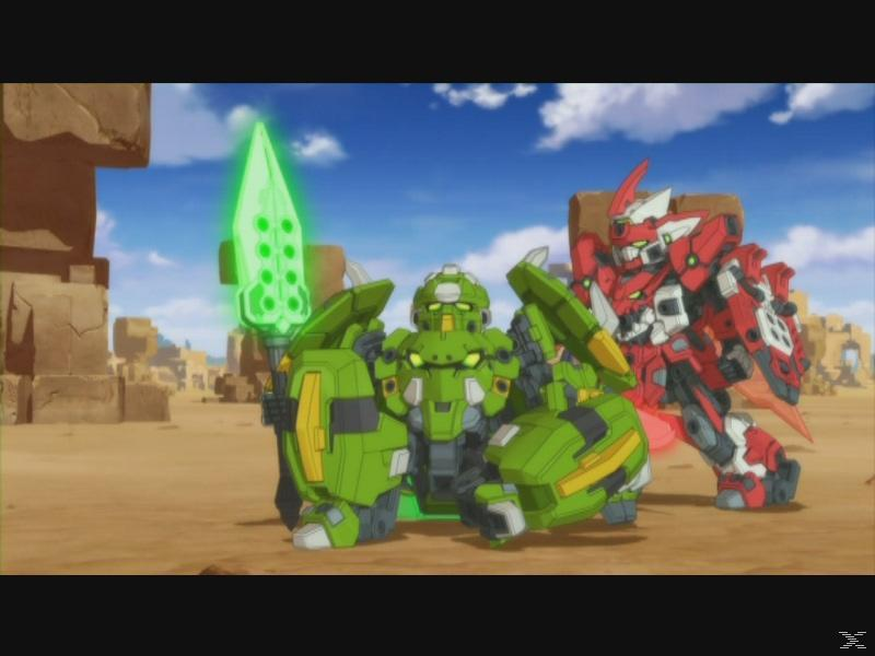 Tenkai Knights - Vol. 05 [DVD]