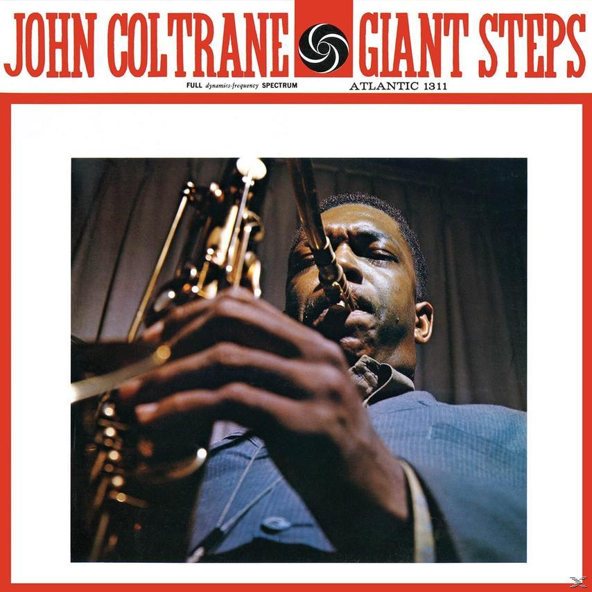 GIANT STEPS (REMASTERED) (LP)