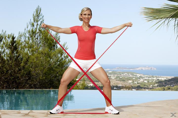 Das ultimative Body Workout - Gesunde Kräftigung mit Gymnastikband - (DVD)