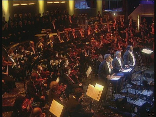 José Carreras, Luciano Pavarotti, Plácido Domingo - Carreras/Domingo/Pavarotti - Weihnachten Mit Den 3 Tenören - (DVD)