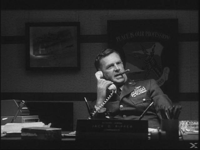 Dr. Seltsam - Wie ich lernte die Bombe zu lieben - (Blu-ray)