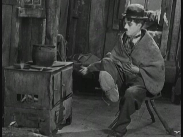 Charlie Chaplin - Goldrausch - (DVD)