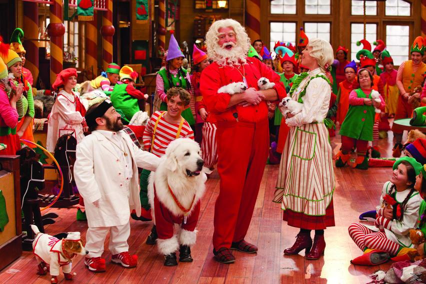 Santa Pfote 2 - Die Weihnachts-Welpen [DVD]