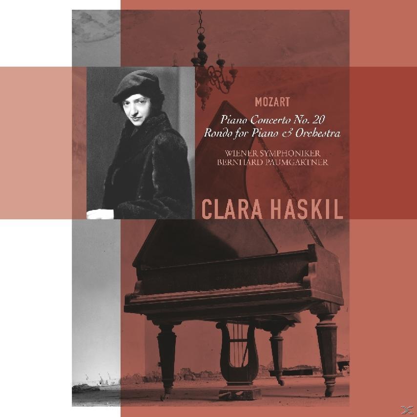 PIANO CONCERTO NO.20 (LP)