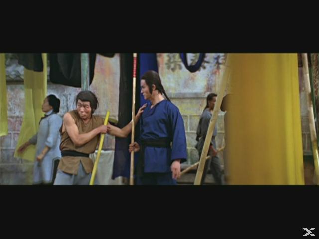 Die Rückkehr zu den 36 Kammern der Shaolin-Shaw [DVD]
