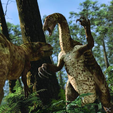 Der Dino-Planet 3D - (3D Blu-ray)