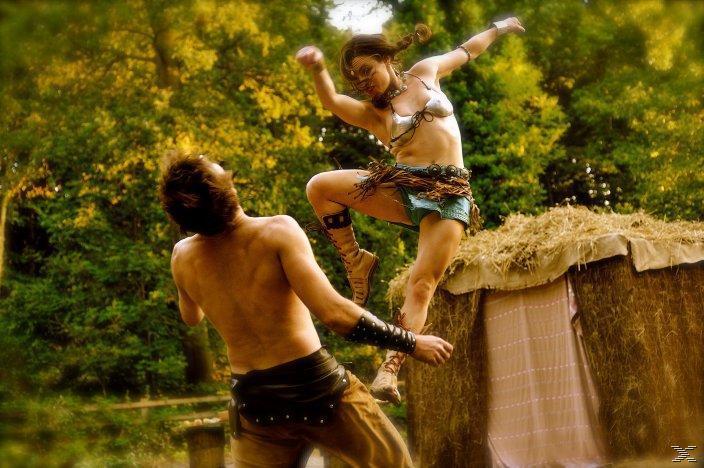 Warrioress - Kriegerinnen des Lichts [DVD]