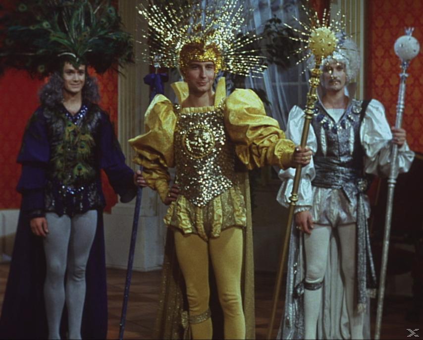 Der Prinz und der Abendstern [DVD]