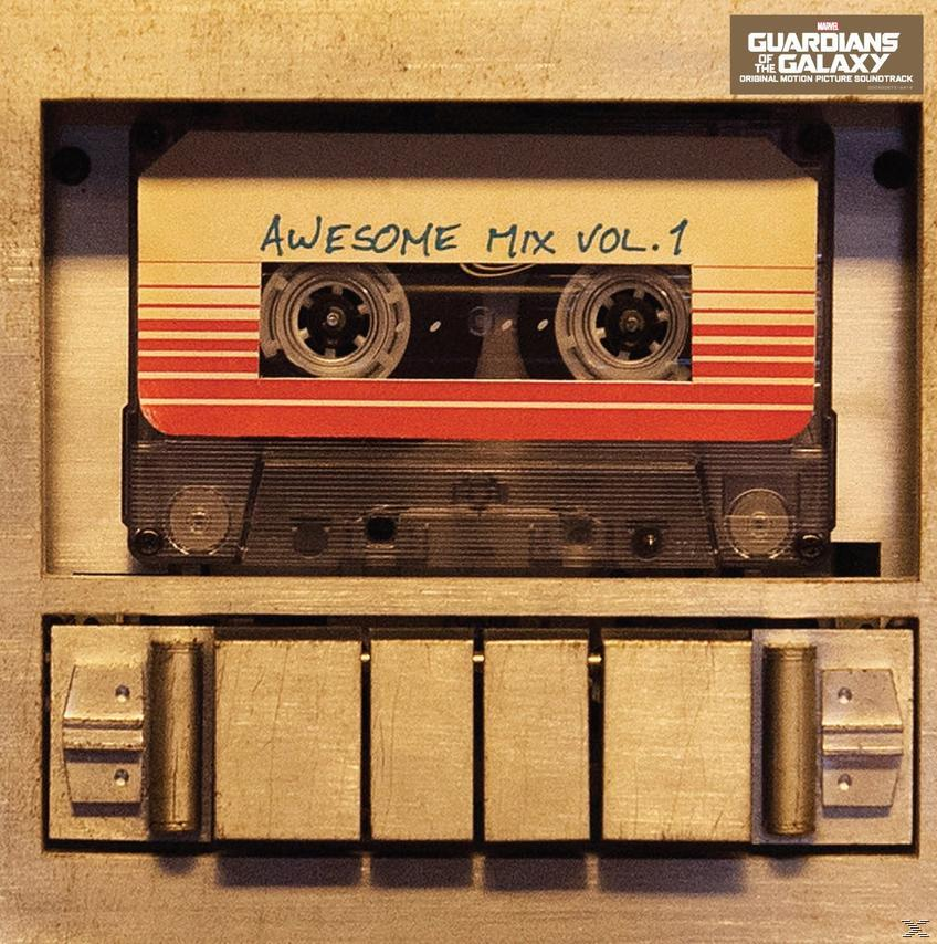 GUARDIANS OF THE GALAXY (LP)