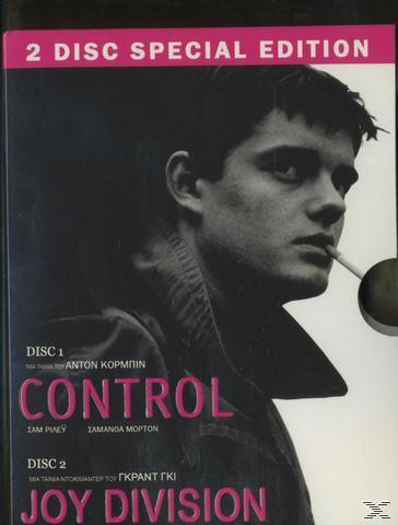 Control / Joy Division (2 disc Special Edition)