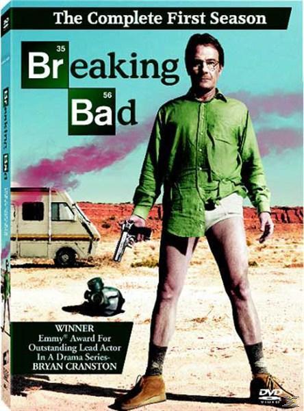 Breaking Bad - Season 1 DVD-Box