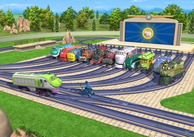 Chuggington - Bahn frei! (Vol. 11) [DVD]