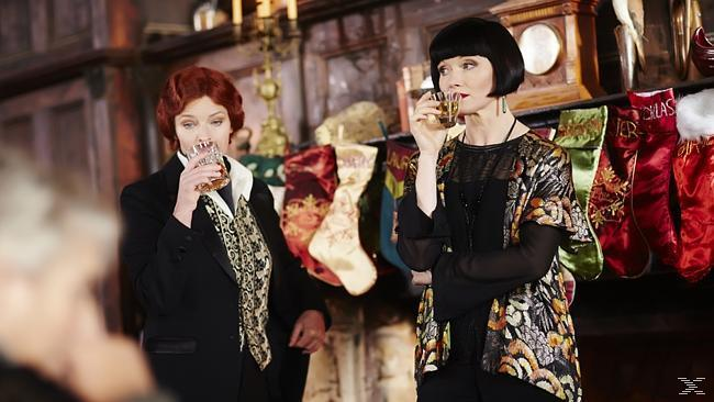 Miss Fishers mysteriöse Mordfälle - Staffel 2 - (Blu-ray)
