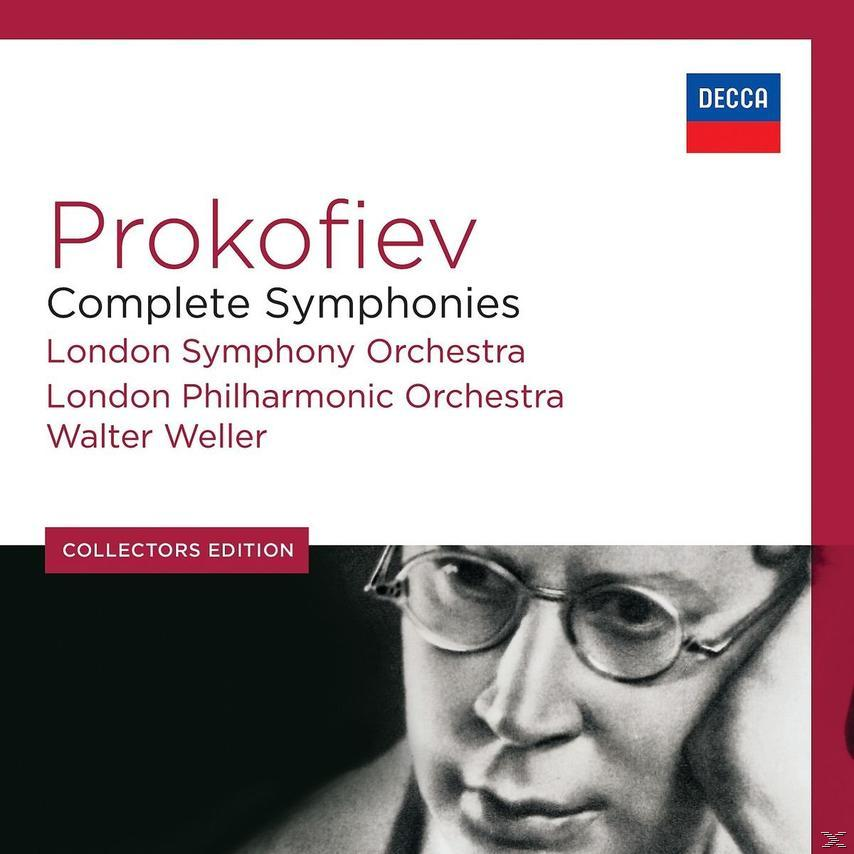 PROKOFIEV: COMPLETE SYMPHONIES (4CD)